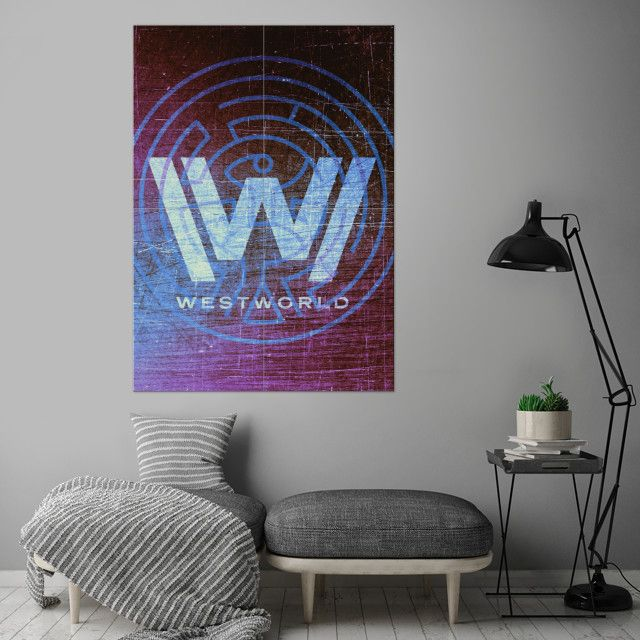 All Star Promo - Use code: ALLSTAR  Buy 3-4 get 15% OFF | 5+ 20% OFF. Westworld Poster. #sale #sales #scifi #poster #discount #posters #gifts #giftideas #homegifts #39 #wallart #livingroom #decoration #home #homedecor #cool #awesome #posters #giftsforhim #giftsforher #tvshow #robots #fandom #robot #trending  #trend #purple #blue #westworldposter #west #western #fandom #geek #nerd #displate