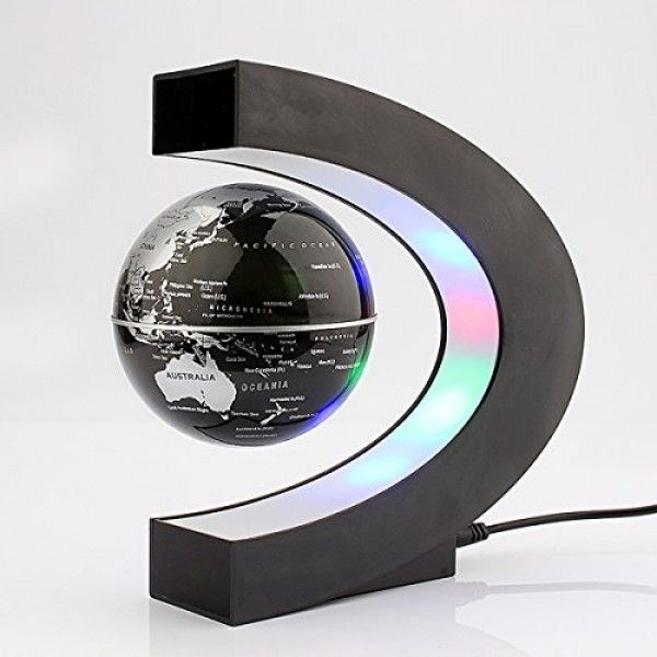 457 best globes images on pinterest maps world globes and world maps zjchao funny c shape magnetic levitation floating globe httpbestgadgetshop gumiabroncs Choice Image