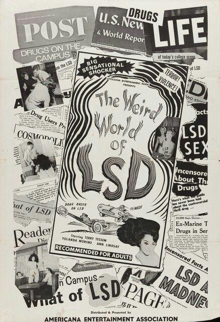 The Weird World of LSD (1967)