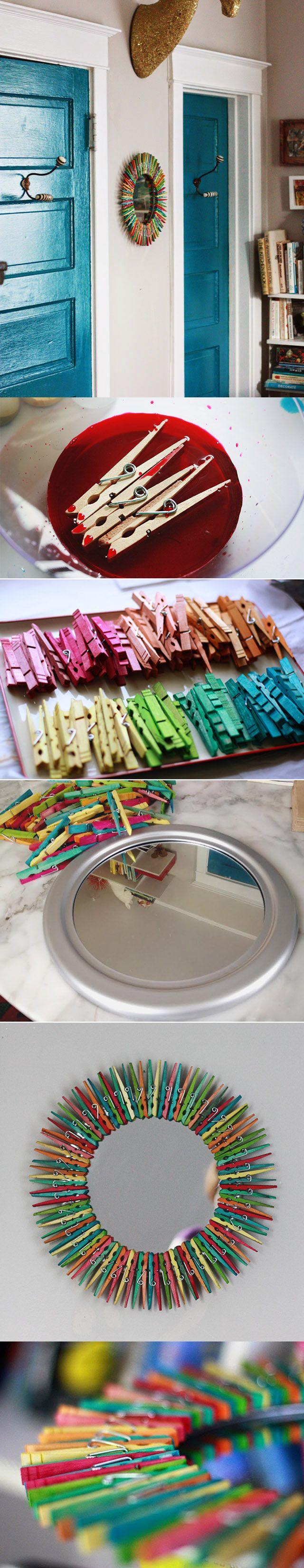 espejo-pinzas-diy-ropa-color-muy-ingenioso-1