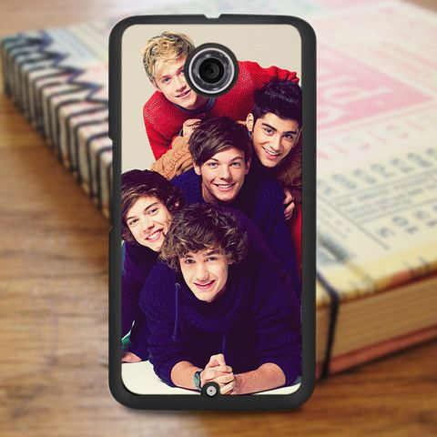 1d One Direction Harry Liam Zayn Nial Louis Boyband Nexus 6 Case