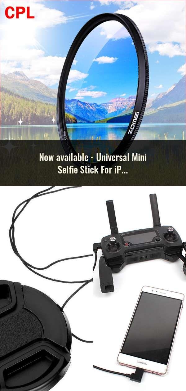 Universal Mini Selfie Stick For Iphone Xiaomi Huawei Samsung Sony Mobile Phone Foldable Tripod Mirror Wired Selfie Sticks New
