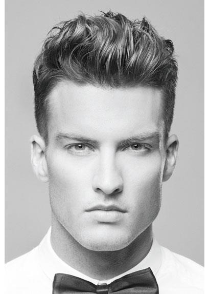 Swept Back Top Short Sides And Hairstyles Pinterest Hair Styles Haircuts For Men