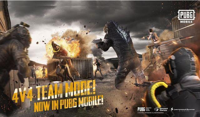 مصطلحات ببجي موبايل 2019 المستخدمة لدى اللاعبين تحديث Pubg Mobile Update الجديد يبحث العديد من لاعبي لعبة Pubg Mobile Godzilla New Zombie Battle Royale Game