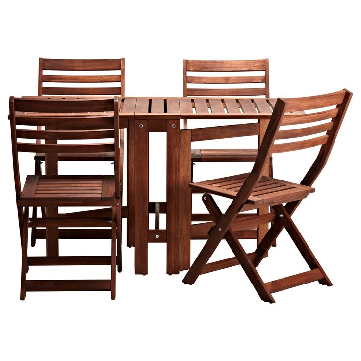 Fold Out Table And Chairs Ikea