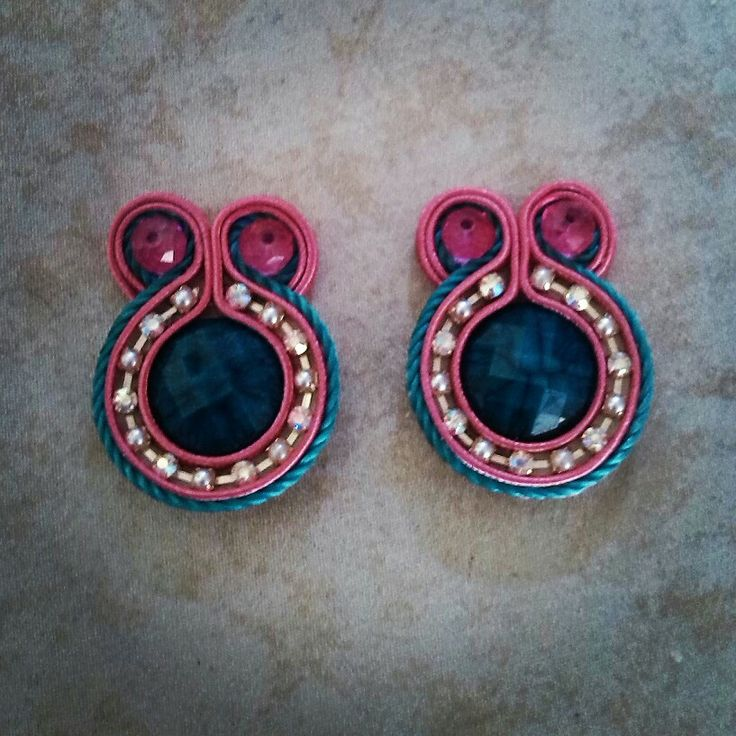 Soutache made in vzla