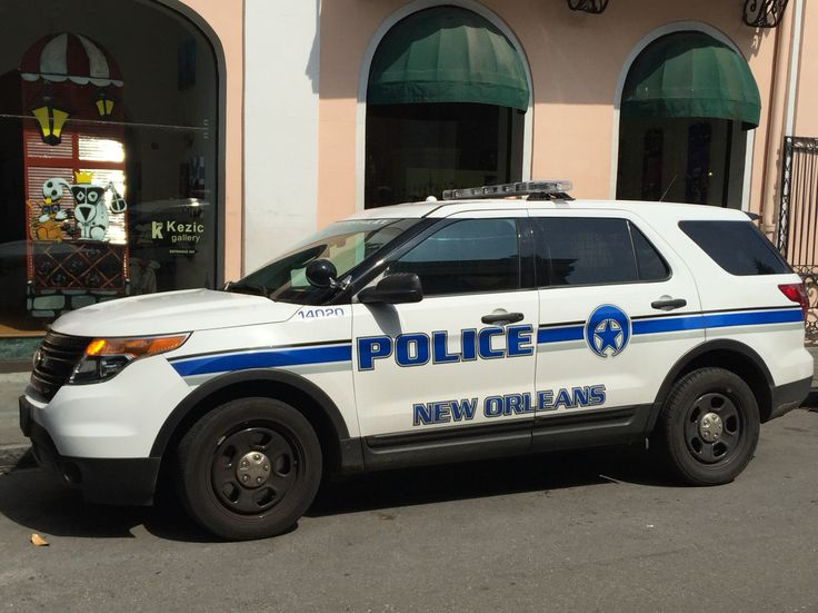 1000 images about police cars on pinterest state for Police orleans