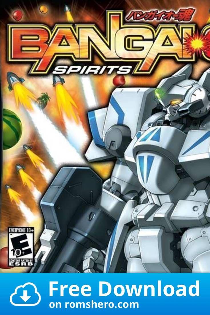 Download BangaiO Spirits Nintendo DS (NDS) ROM in 2020