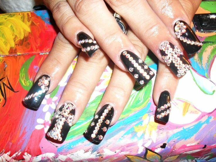 The 24 best moda estilo sinaloa images on Pinterest | Fingernail ...
