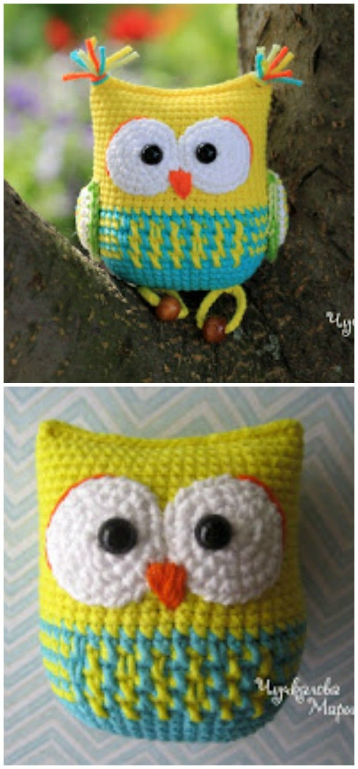 The 25 best owl crochet patterns ideas on pinterest owl crochet i have ghathered 20 crochet owl patterns how to crochet owl patterns that wil realli bankloansurffo Gallery