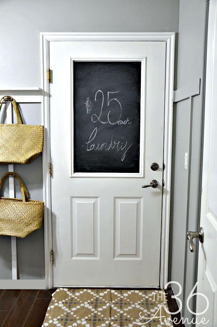 Best 25 Chalkboard Doors Ideas On Pinterest Door Bar