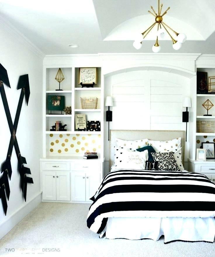Schlafzimmer Weiß Gold Modern