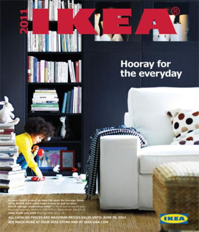 Where to Get 25 Free Furniture Catalogs in the Mail: IKEA Furniture Catalog