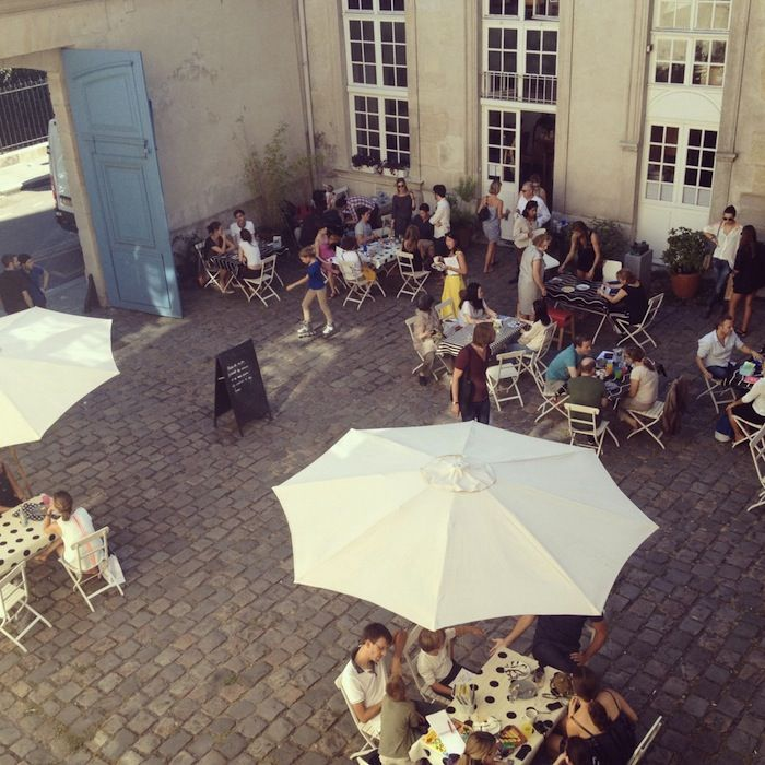 Le café Suédois - 11 rue Payenne – Paris 75004 / Du mardi au dimanche de 12h à 18h. Métro : Chemin vert.