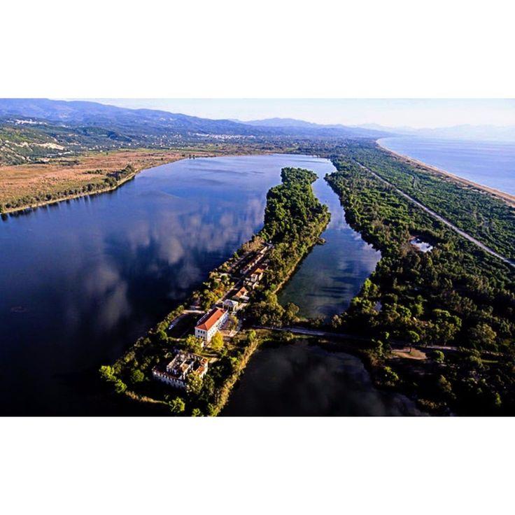 Λίμνη Καϊάφα Ζαχάρω Ηλεία
