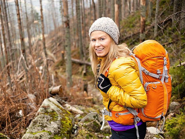Need the best hiking gear list? Adventure junkie Tammy Lowe shares her ultimate packing list for trekking. Do you have everything on her list? Get it now!