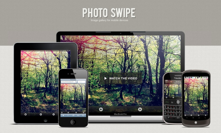 http://www.photoswipe.com/    PhotoSwipe is a FREE HTML/CSS/JavaScript based image gallery specifically targeting mobile devices.