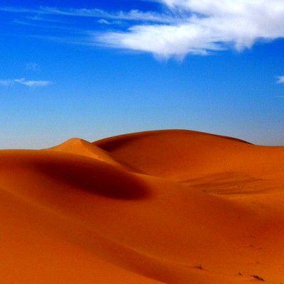 Как называется вторая по величине пустыня в мире? (Не считая полярных пустынь) Аравийская пустыня! Аравийская пустыня занимает большую часть огромного Аравийского полуострова. Она в два раза больше  Гоби и в четыре раза больше  пустыни Калахари и Австралийской пустыни Виктория.