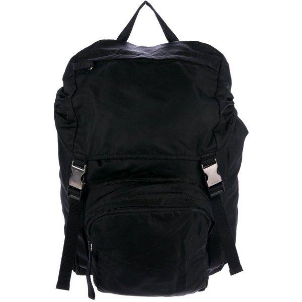 Prada Men Backpack