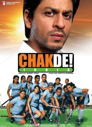 Chak De! India Hindi Movie Online - Shahrukh Khan, Vidya Malvade, Sagarika Ghatge and Chitrashi Rawat. Directed by Shimit Amin. Music by Salim-Sulaiman. 2007 [U] Blu-Ray w.eng.subs.