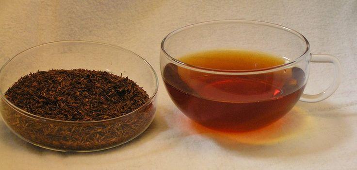 Royaler Rotbuschtee Vanille in der Teetüte von Königreich Kottopia auf DaWanda.com