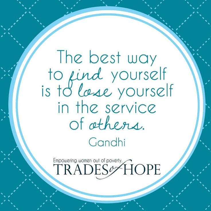 """""""The best way to find yourself is to lose yourself in the service of others."""" Gandhi Fair trade fashion giving hope to women around the world! mytradesofhope.com/angelaspearman #tradesofhope #fairtrade"""