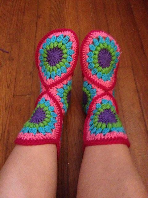Slipper Boots