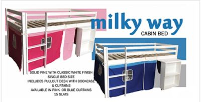 bunk beds Australia,bunk beds,kids bunk beds,bunk beds fantastic furniture: Bunk Beds With Desks Are Of Different Types & Colo...