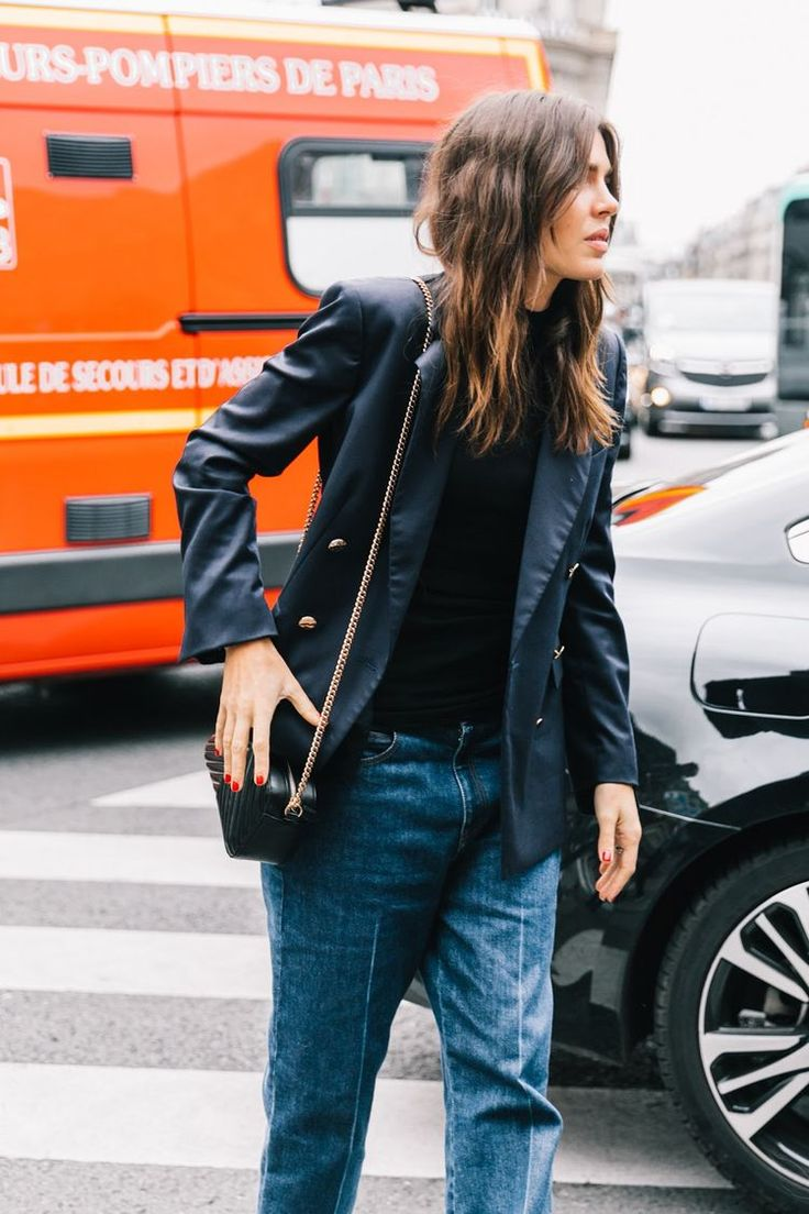Street Style : PFW Spring/Summer 2018 by Collage Vintage