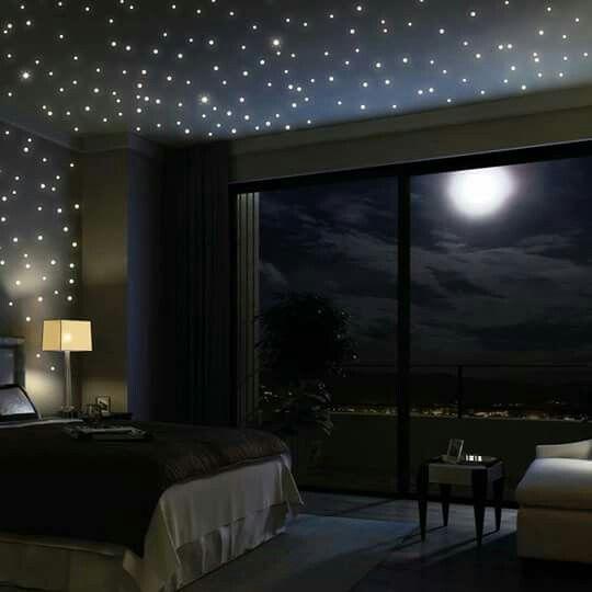 13 besten Babykörbchen-die platzsparende Alternative zum - sternenhimmel im schlafzimmer