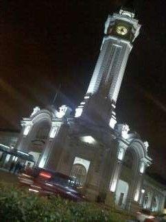 Terminal de Micros de la Ciudad de Rosario- Provincia de Santa Fe- República Argentina.-