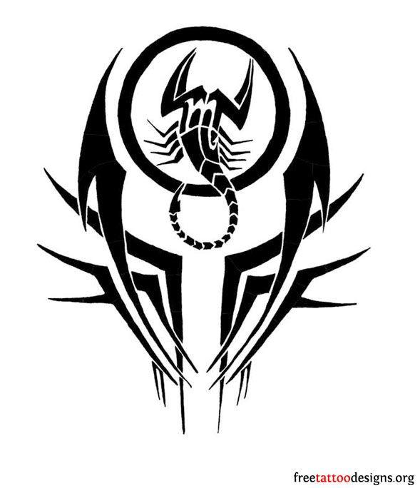 18 Stunning Tribal Scorpion Tattoo: Best 25+ Scorpio Tattoos Ideas On Pinterest
