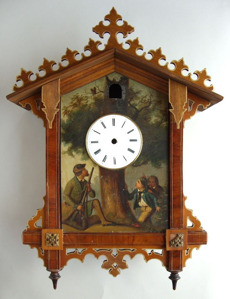 1000 images about time flies on pinterest cuckoo clocks black forest and coo coo clock - Funky cuckoo clock ...