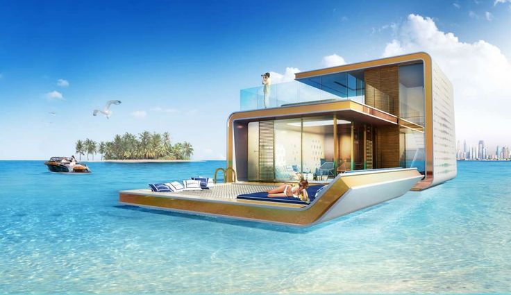These Underwater Houses Are Absolutely Ridiculous