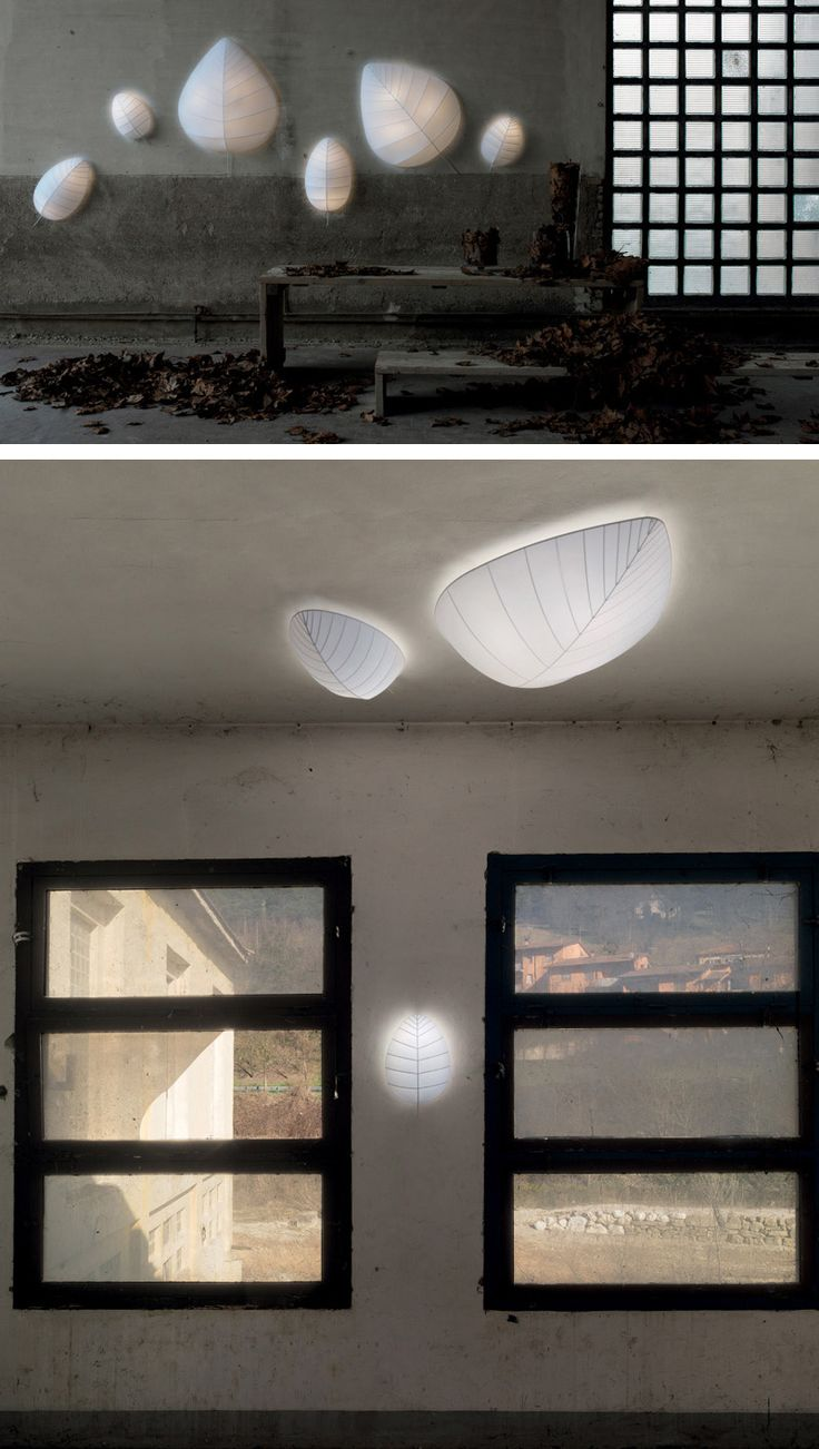 The Eden Wall Lamp By Matteo Ugolini For KARMAN