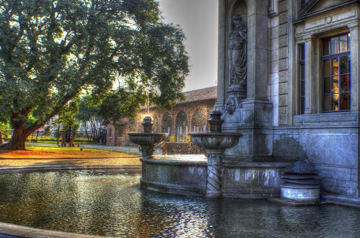 Catavento's fountain