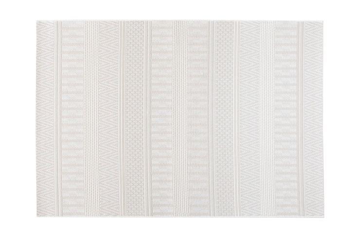 Eevert on yksinkertaisen kaunis matto. Väreinä on valkoinen, harmaa ja antrasiitti. www.mattokymppi.fi