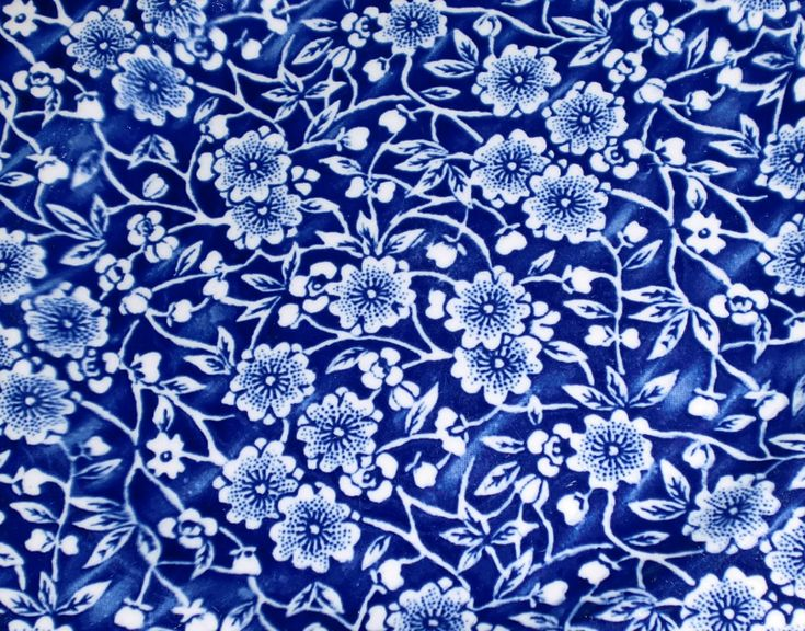 Burleigh Calico china pattern - would love this as upholstery fabric!!!