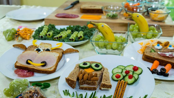 Have a picky eater in the family? Try @tmemme28's creative lunch ideas to get your kids eating the right foods!