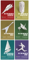 Maths origami posters #highschool #secondary