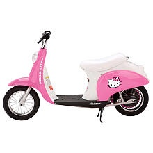 toy: Miniatures Euro, Electric Scooters, Euro Electric, Gifts Ideas, Motors Scooters, Pockets Mod, Mod Miniatures, Razor Pockets, Hello Kitty