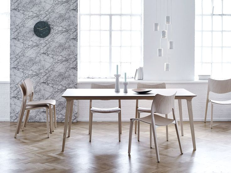 STUA Is Proud To Have A New Partner In London Heals Who Been Selling Good Design Since This Image Shows The Way They See Our Lau Table And Laclasica