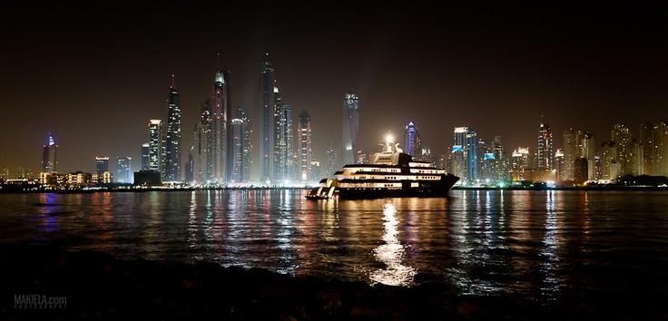 Marina Dubai  www.makiela.com
