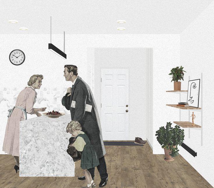 Die besten 25+ Innenarchitektur Zeichnung Ideen auf Pinterest - farben im interieur geschickt eisetzen 3d visualisierung