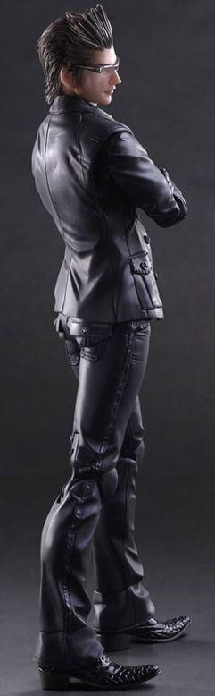 Dat ass tho..... Final Fantasy XV: Ignis - Play Arts Kai Figure image