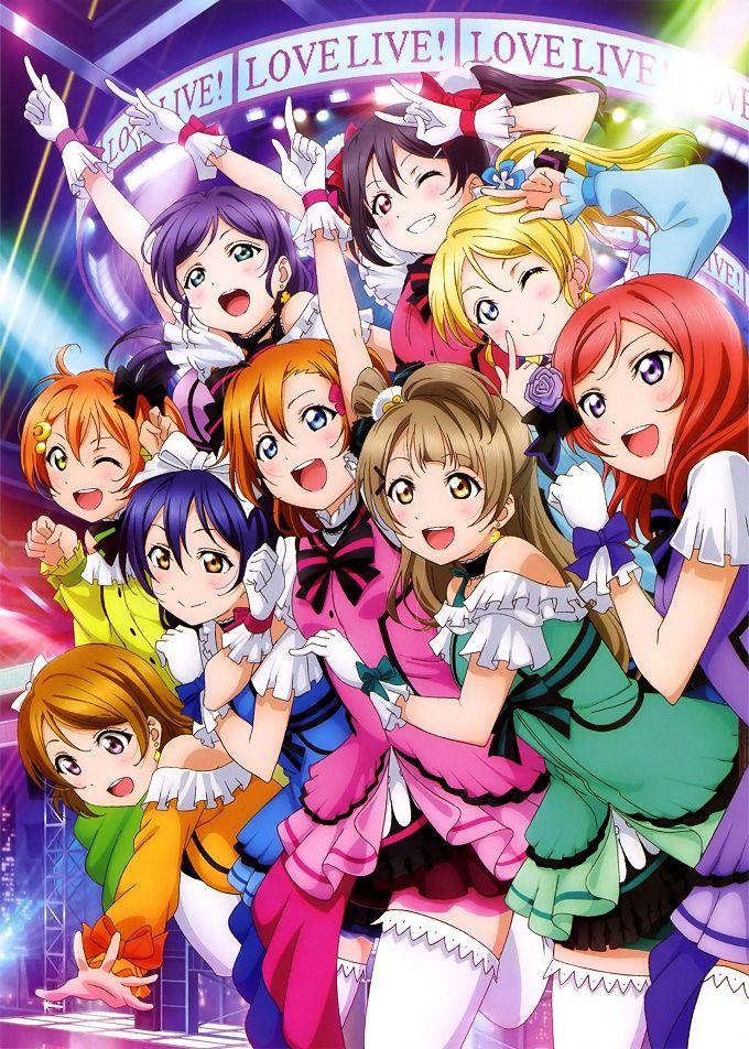 Vídeo promocional del Blu-ray de la película Love Live! The School Idol Movie.