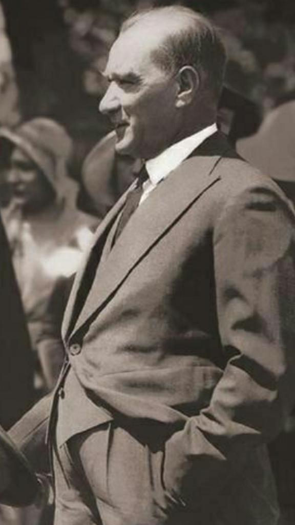 Atatürk........