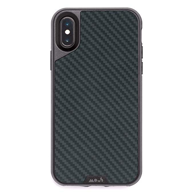 Mous Protective Iphone X Xs Case Aramid Carbon Fiber Screen Protecto Glass Screen Protector Iphone Iphone 6s Glass Screen Protector Iphone 7 Screen Protector