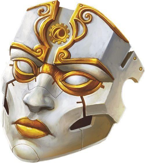 Brigh, Paizo's goddess of artifices, mechanics, and automatons