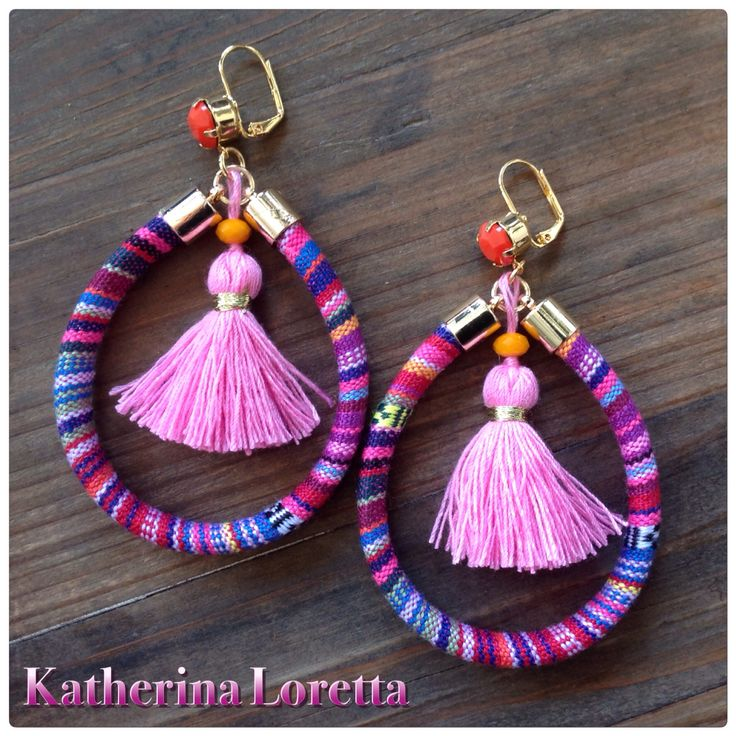 Earrings#aztic#tassel#manny#collors#summer#goldplatted#sunshine#ibiza#love❤️